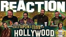 Érase una vez en Hollywood - ¡REACCIÓN DE PELÍCULAS!