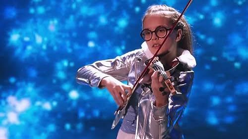 Little Big Shots: Sofia Plays Carol Of The Bells