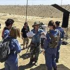 Anna Telfer, Tammy Klein, Marcus Friedlander, Emily Killian, and Manny Zaldivar in Planet Dune (2021)