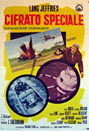 Cifrato speciale Poster