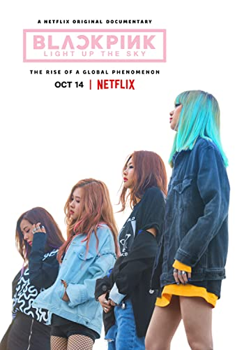 Blackpink: Light Up the Sky (2020) Subtitle Indonesia