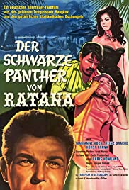 The Black Panther of Ratana Poster