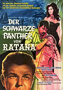 Der schwarze Panther von Ratana West Germany