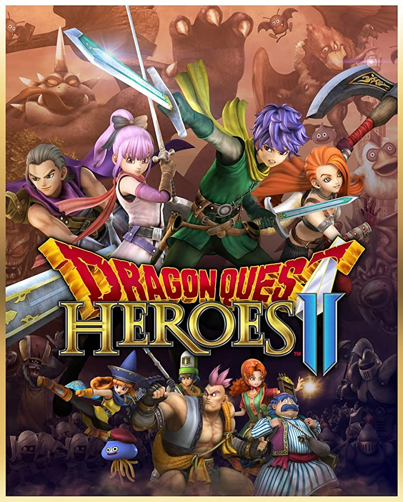 Image result for Dragon.Quest.Heroes.II cover pc