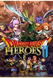 Dragon Quest Heroes II Poster
