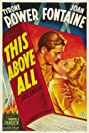 This Above All (1942) Poster