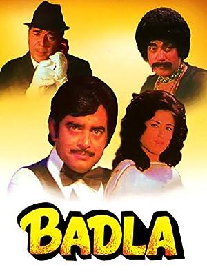 Johnny Walker Badla Movie