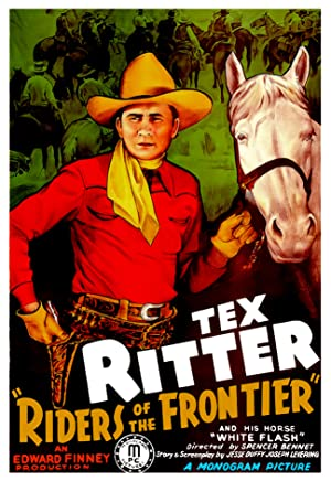 Where to stream Riders of the Frontier