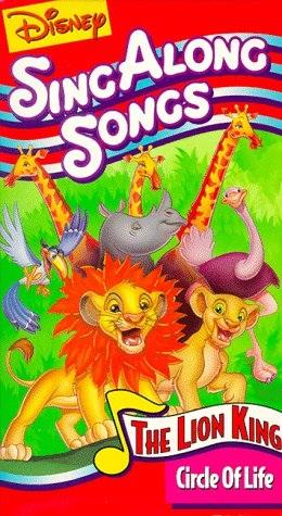 Disney Sing-Along-Songs: Circle of Life (1994)