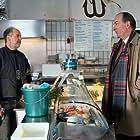 Marek Erhardt and Herbert Knaup in Wieder vereint (2020)
