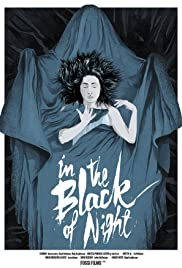 In the Black of Night Poster