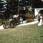 Lone Hertz, Peter Malberg, Dirch Passer, and Karl Stegger in Sommer i Tyrol (1964)