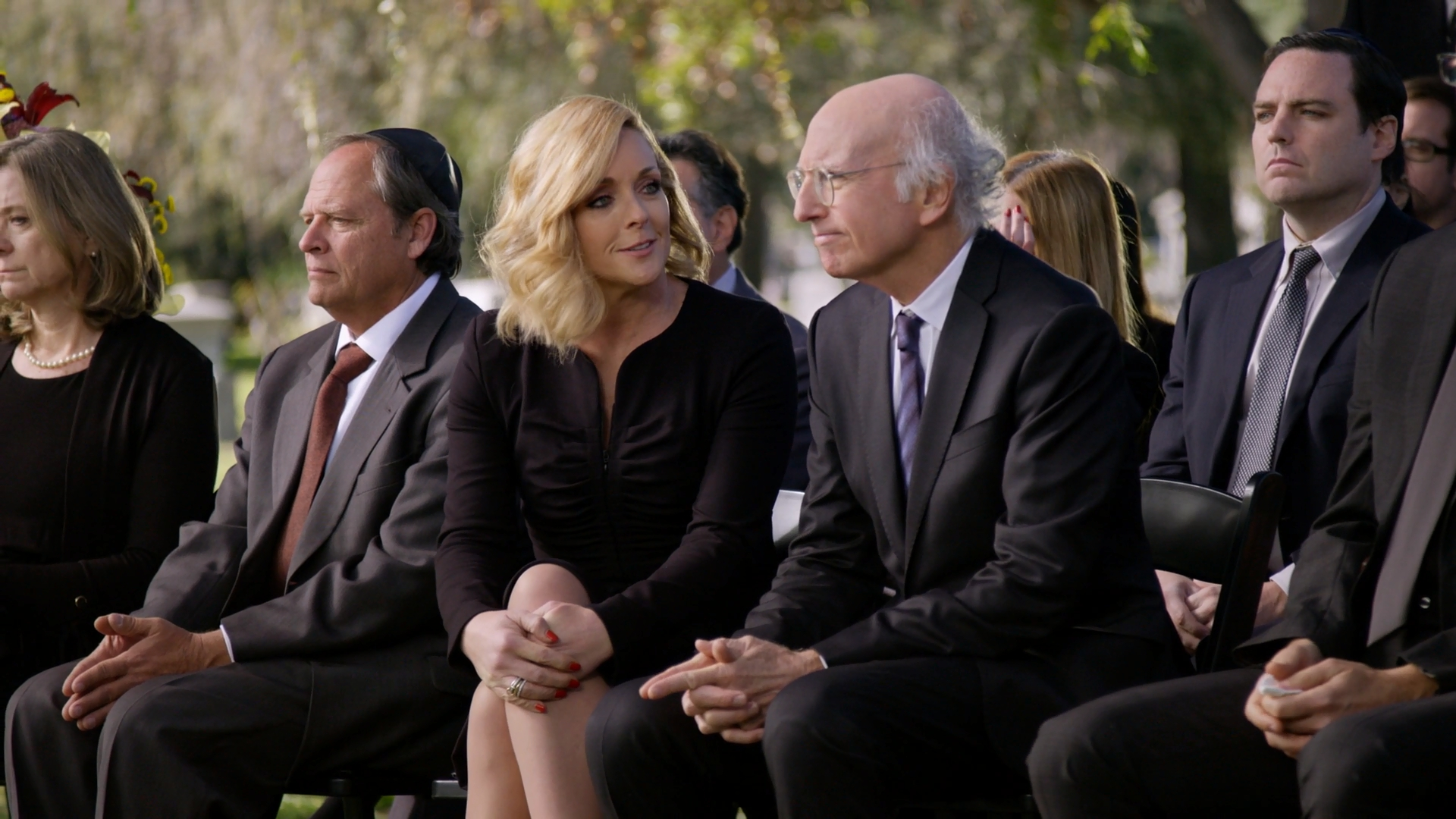 Curb Your Enthusiasm The Ugly Section Tv Episode 2020 Imdb