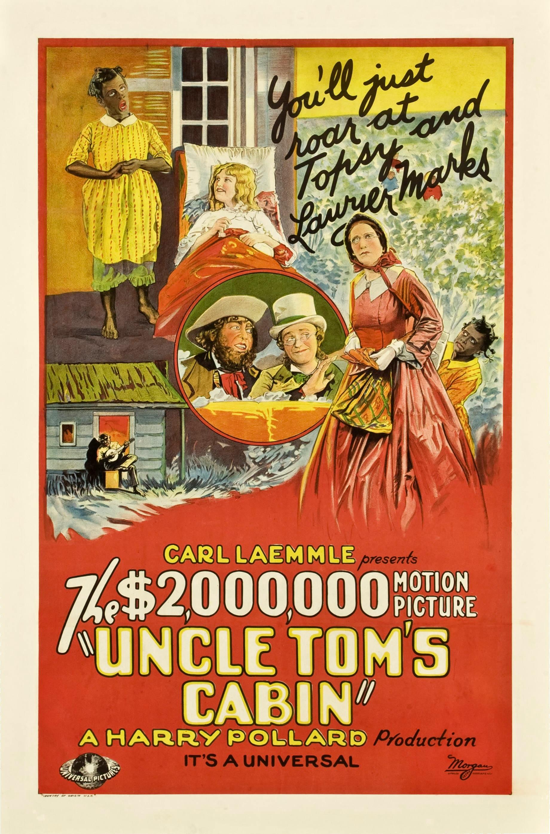 Uncle Tom S Cabin 1927 Imdb