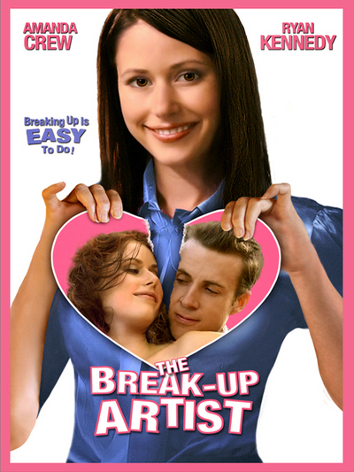 Ryan Kennedy, Moneca Delain, and Amanda Crew in The Break-Up Artist (2009)
