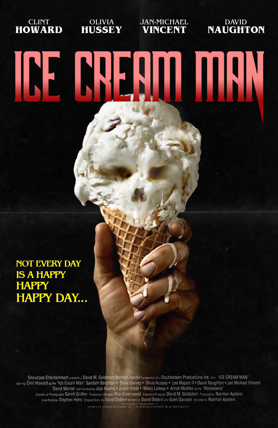 Ice Cream Man 1995 Imdb