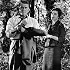 Kirk Douglas and Barbara Rütting in Town Without Pity (1961)