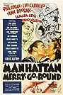 Manhattan Merry-Go-Round (1937) Poster