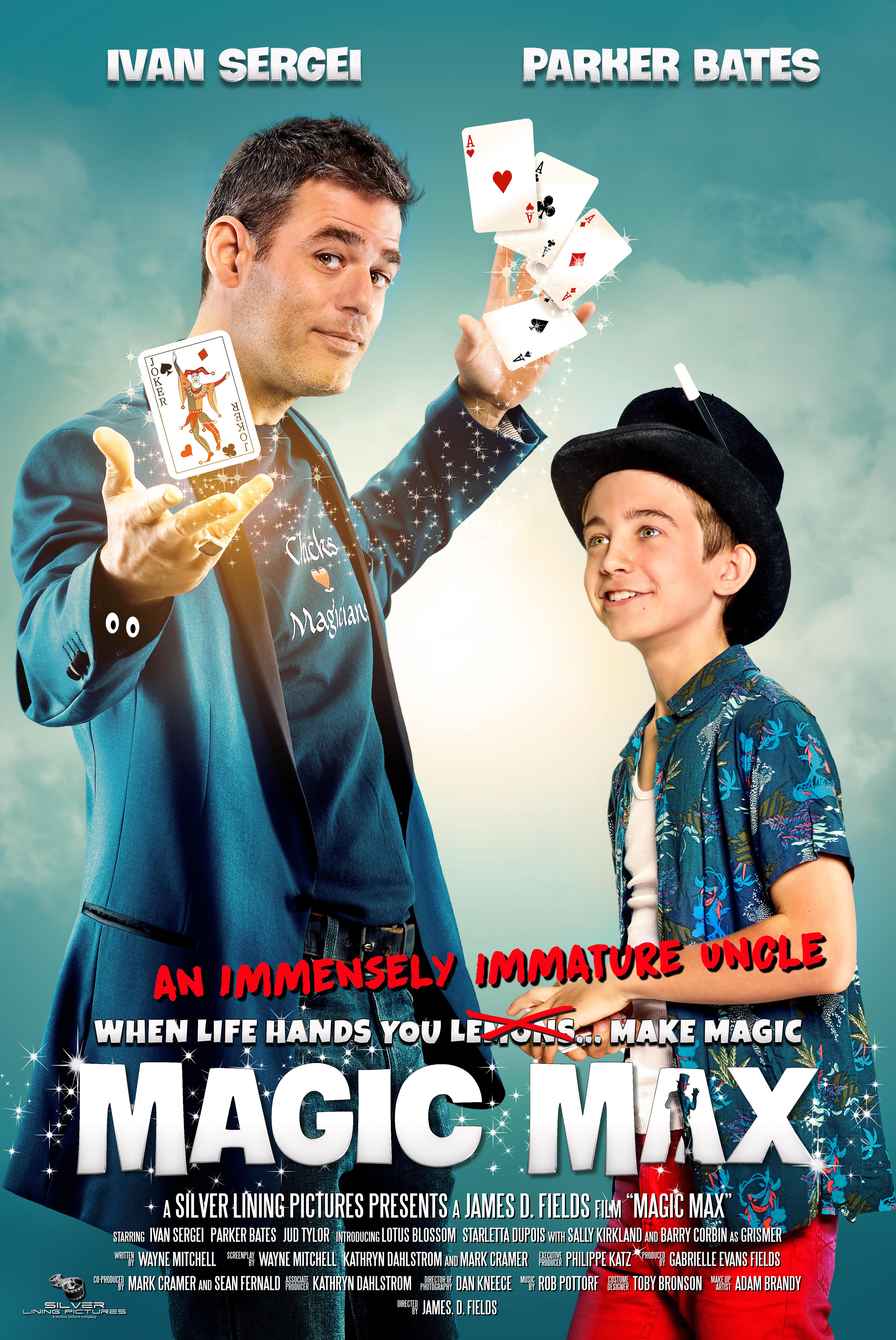 Magic Max poster image