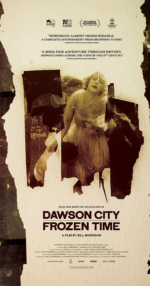 Subtitle of Dawson City: Frozen Time