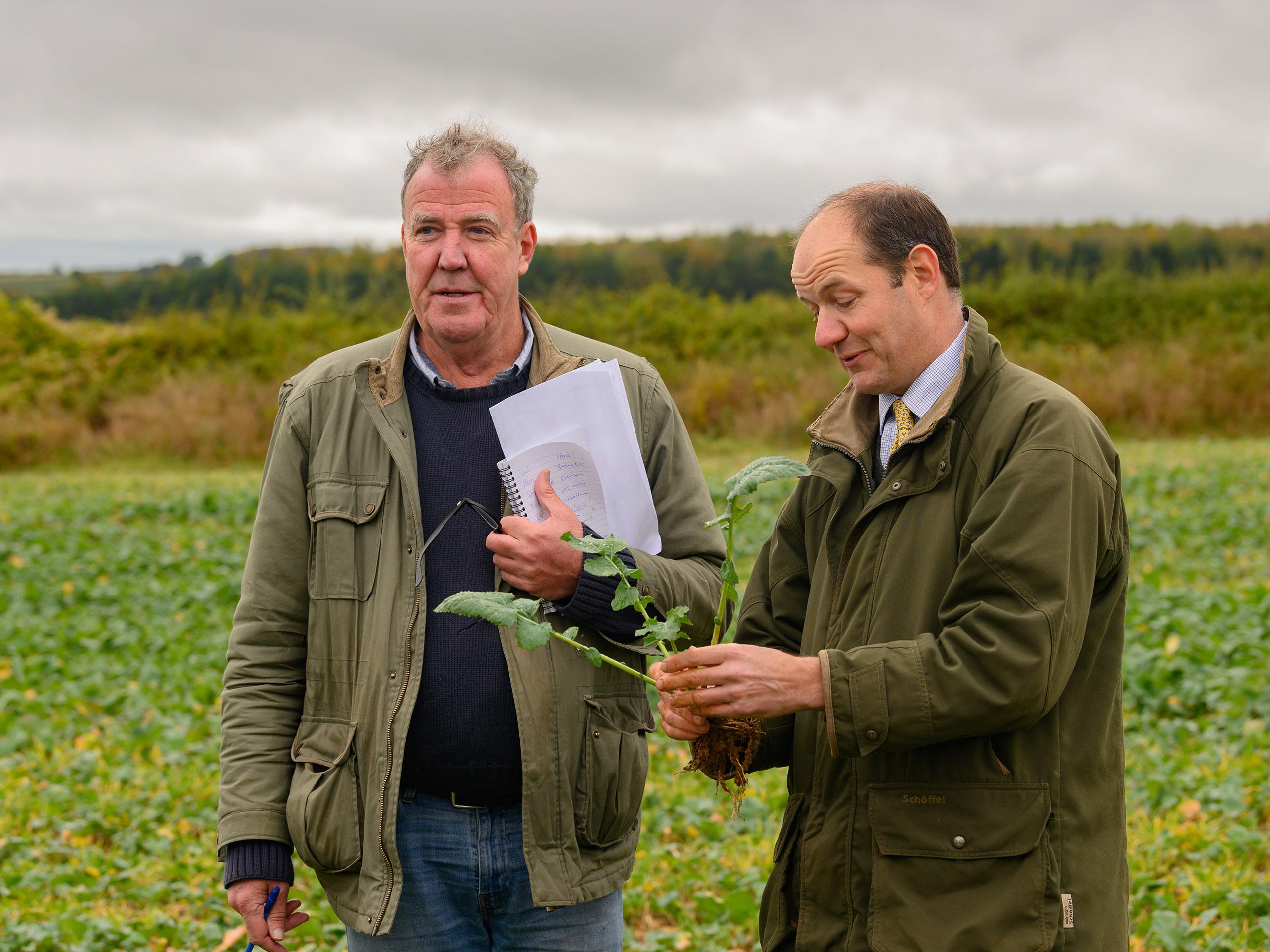 "Clarkson's Farm"" Melting (TV Episode 2021) - IMDb"