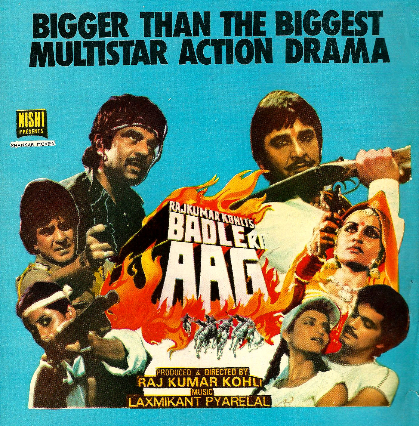 Badle Ki Aag (1982)