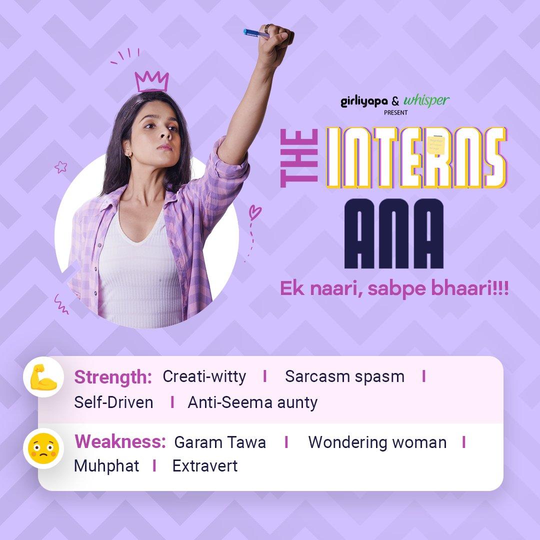 Rashmi Agdekar in The Interns (2020)
