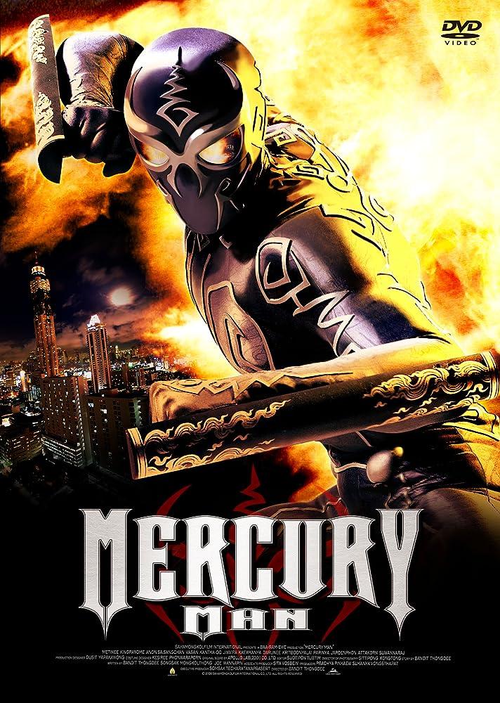 Mercury Man (2006) Hindi Dubbed