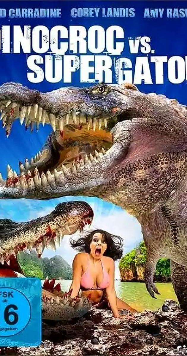 Dinocroc vs. Supergator (2010)