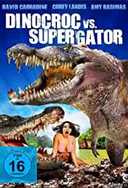 Watch Movie Dinocroc Vs. Supergator (2010)