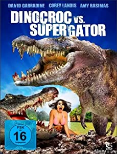 Watch new movies online free Dinocroc vs. Supergator [WQHD]