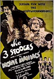Movie Maniacs Poster