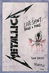 Primary photo for Metallica: Live Shit - Binge & Purge, San Diego