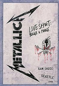 Primary photo for Metallica: Live Shit - Binge & Purge, San Diego