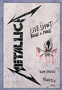 Movie downloads best site Metallica: Live Shit - Binge \u0026 Purge, San Diego by Michael Salomon [mp4]