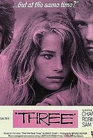 Three (1969) Poster - Movie Forum, Cast, Reviews