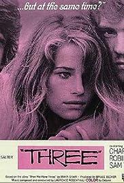 Three(1969) Poster - Movie Forum, Cast, Reviews