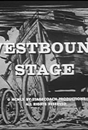 Westbound Stage Poster