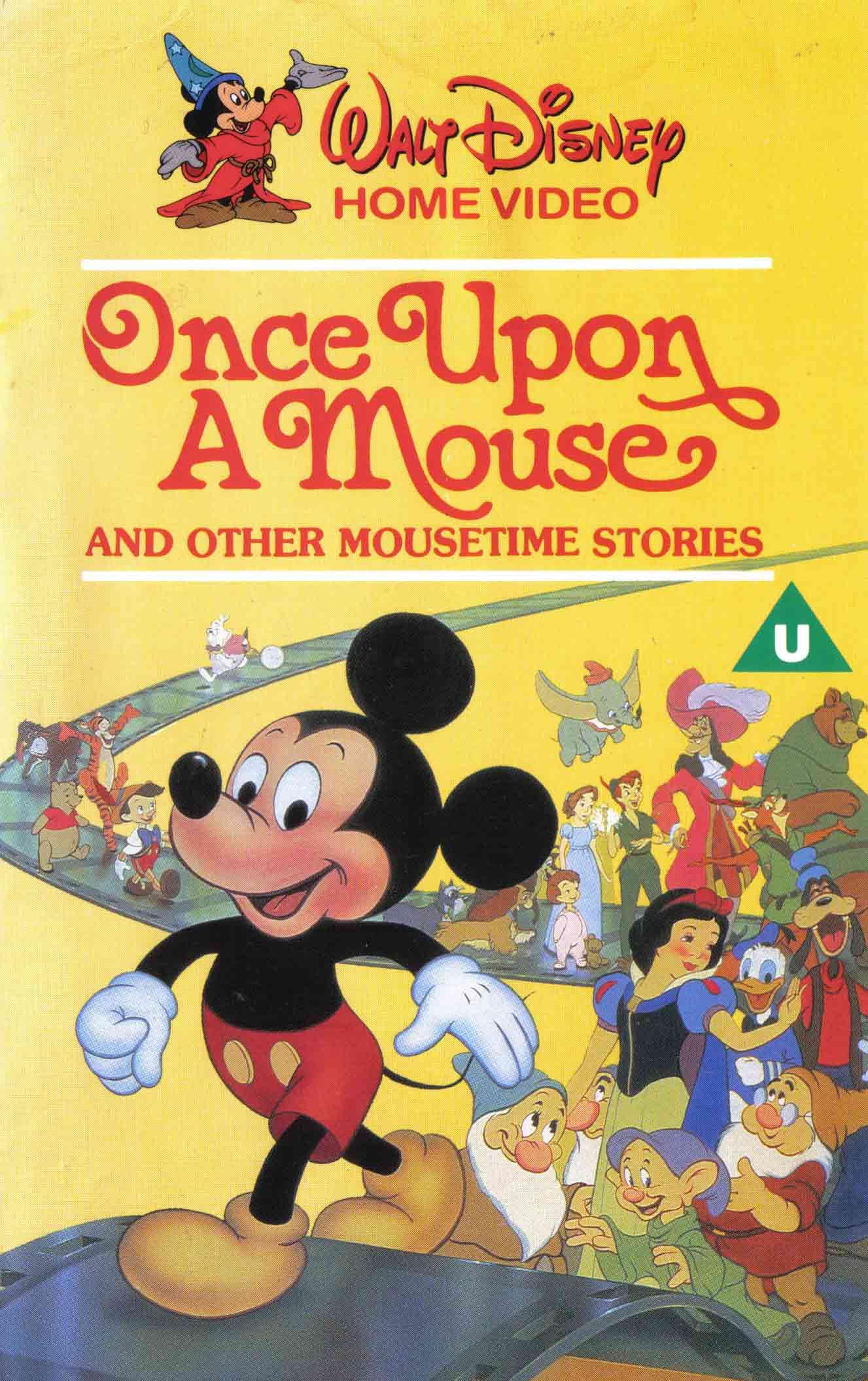 1a2877fde6b Once Upon a Mouse (1981) - IMDb