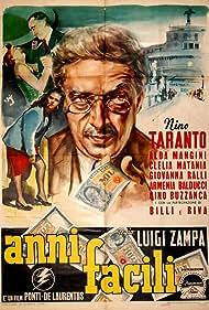 Nino Taranto in Anni facili (1953)