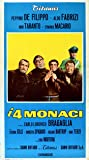The Four Monks (1962) Poster