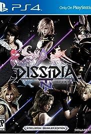 Dissidia Final Fantasy NT Poster