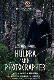 Huldra and Photographer Poster