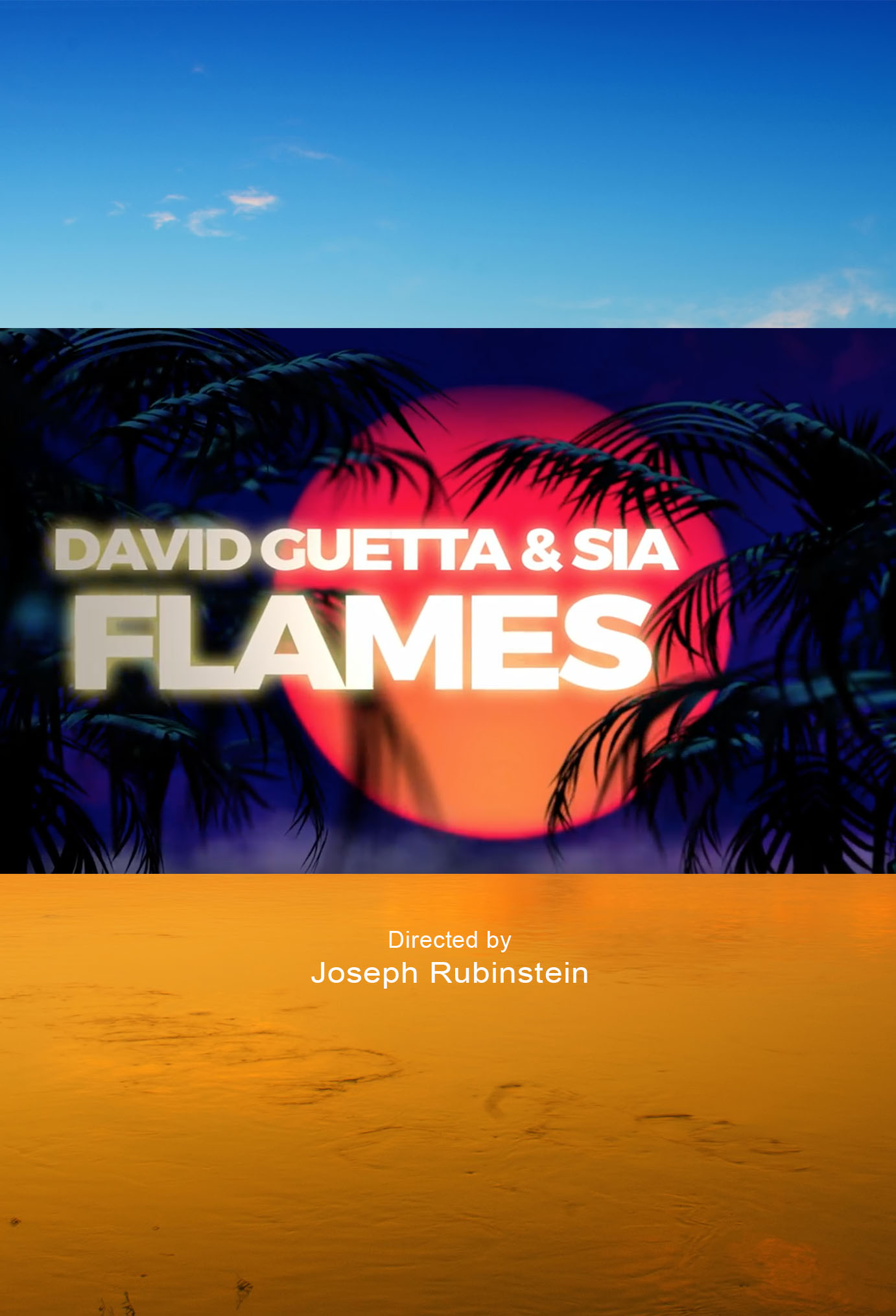 David Guetta Feat  Sia: Flames (Lyric Video) (Video 2018) - IMDb