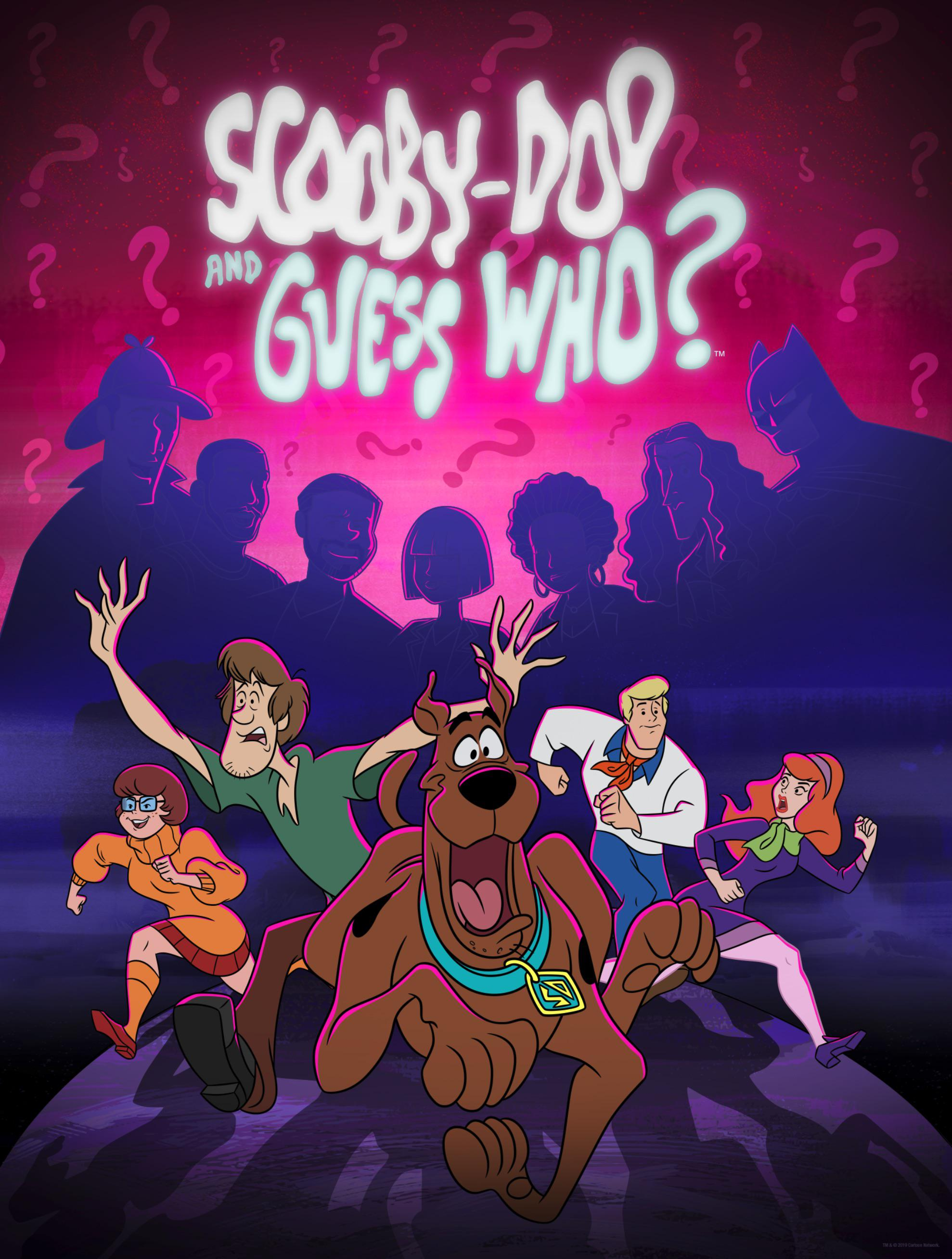 Scooby Doo And Guess Who Tv Series 2019 Imdb