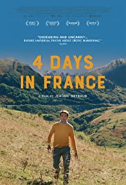 4 Days in France Poster