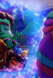 Meet the Super Monsters Poster