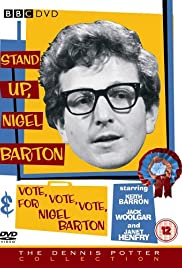Stand Up, Nigel Barton Poster