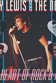 Huey Lewis and the News: The Heart of Rock and Roll Poster