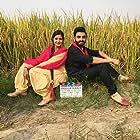Gurvar Cheema and Aakanksha Sareen in Dulla Vaily (2019)